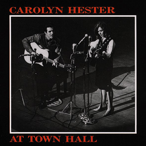 Carolyn Hester - At Town Hall